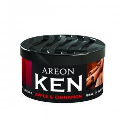 خوشبو کننده خودرو Apple And Cinnamon Ken آرئون